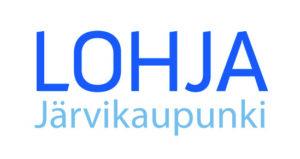 Lohja, järvikaupunki -logo